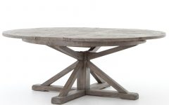 Hart Reclaimed Wood Extending Dining Tables