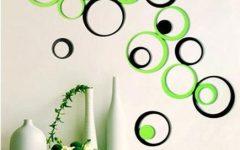 3D Circle Wall Art