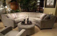 Circular Sectional Sofas
