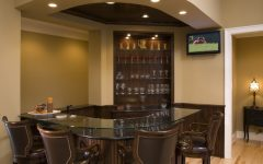 Classic Style Home Bar Furniture
