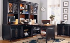 Classic Wooden Custom Modular Home Office Furniture