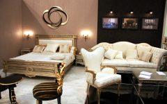 Classic Fabric Bedroom Luxury Decoration
