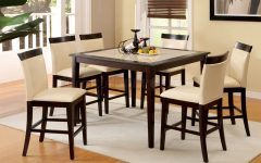 Overstreet Bar Height Dining Tables