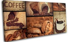 Coffee Canvas Wall Art