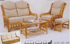 Cane Sofas