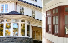 Contemporary Bay Windows for Homes