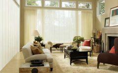 Contemporary Curtain Desain for Living Room
