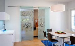 The Beauty of Etched Glass Interior Doors