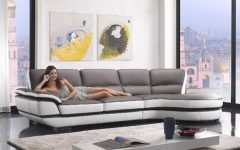 European Style Sectional Sofas
