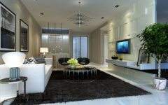 Contemporary and Luxury Asian Living Room Ideas