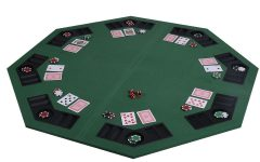 "48"" 6 – Player Poker Tables"