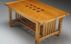 Craftsman Cocktail Tables