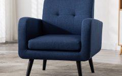 Armory Fabric Armchairs
