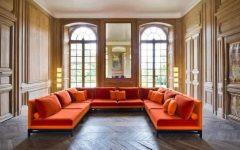 Cozy Italian Living Room Interior Design