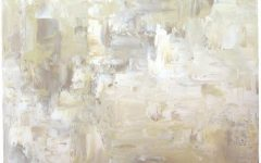 Neutral Abstract Wall Art