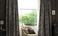 Long Bedroom Curtains