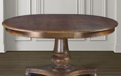 Kirt Pedestal Dining Tables
