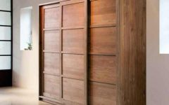 Solid Wood Wardrobe Closets