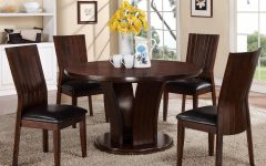 Market 6 Piece Dining Sets With Host and Side Chairs