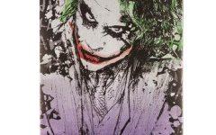 Joker Canvas Wall Art