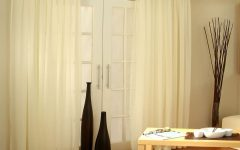 Extra Long Door Curtain