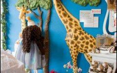 Animals 3D Wall Art