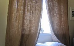 Hessian Curtains