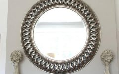 Decorative Round Mirrors