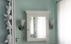 Decorative Frame for Bathroom Mirror Ideas