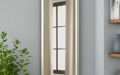 Dedrick Decorative Framed Modern and Contemporary Wall Mirrors