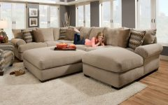 Comfortable Sectional Sofas