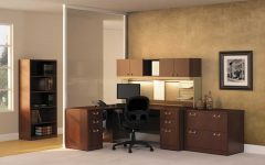 Deluxe Modular Home Office Furniture