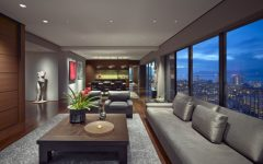 Deluxe Modern Apartment Interior Inspiration