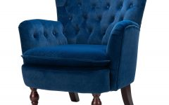 Didonato Tufted Velvet Armchairs