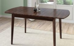 Contemporary 4-Seating Oblong Dining Tables