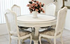 Shabby Dining Tables and Chairs