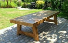 Garden Dining Tables