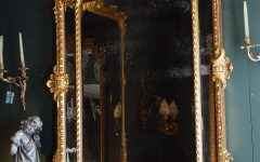 Gilded Mirrors for Sale