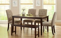 Dining Table Sets With 6 Chairs