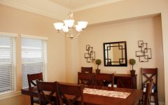Dining Room Light Fixture Distance from Table