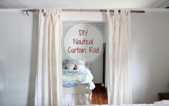 Nautical Curtain Rods