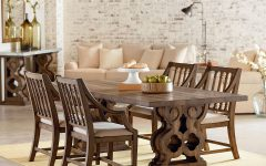 Magnolia Home Double Pedestal Dining Tables