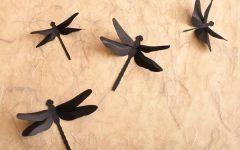 Dragonfly 3D Wall Art