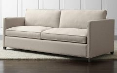 Crate and Barrel Futon Sofas