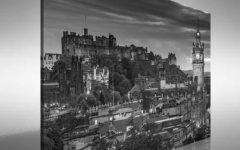 Edinburgh Canvas Prints Wall Art