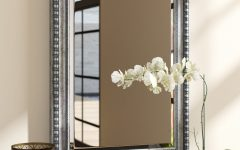 Eriq Framed Wall Mirrors