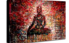 Ethnic Canvas Wall Art