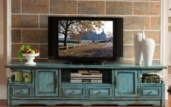 Antique Style TV Stands