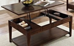 Coffee Tables With Lifting Top