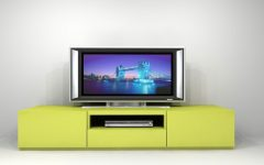 Green TV Stands